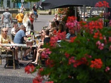 Aangepaste toelatingstijden horeca centrum Heerenveen