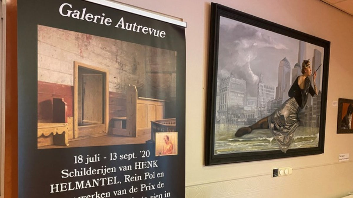 Rembrandt als thema van nieuwe expositie