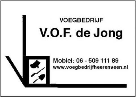 Adv A-1 Voegbedrijf de Jong