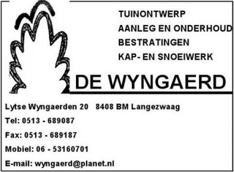 Adv A-2 De Wyngaerd