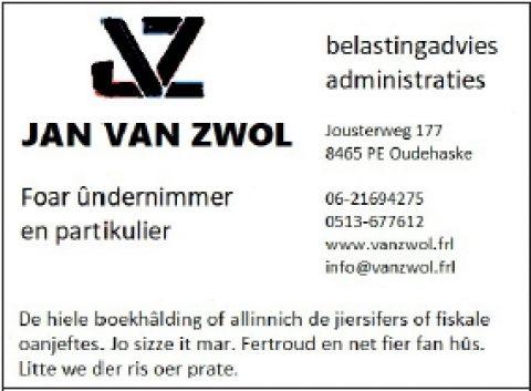 Adv B-2 Jan van Zwol
