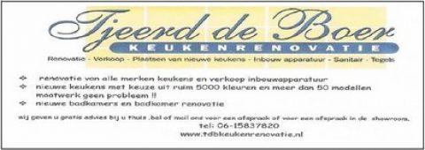Adv B-2 Keukenrenovatie Tjeerd de Boer