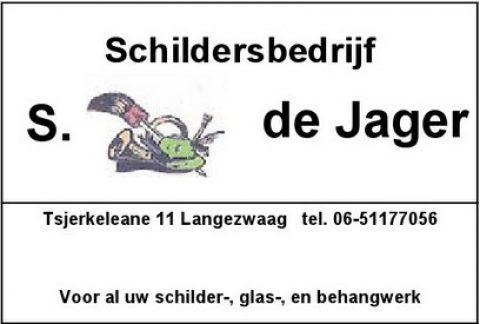 Adv C-1 Schildersbedrijf S. de Jager