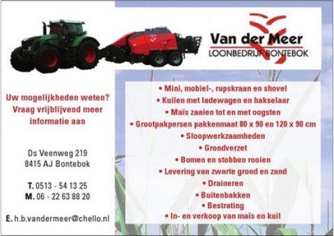 Adv D-2 Loonbedrijf Van der Meer