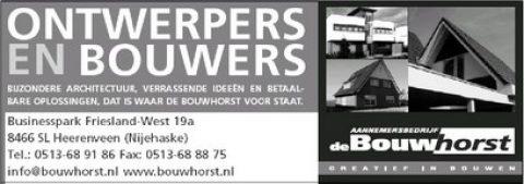 Adv Z-2 Ontwerpers en bouwers de Bouwhorst